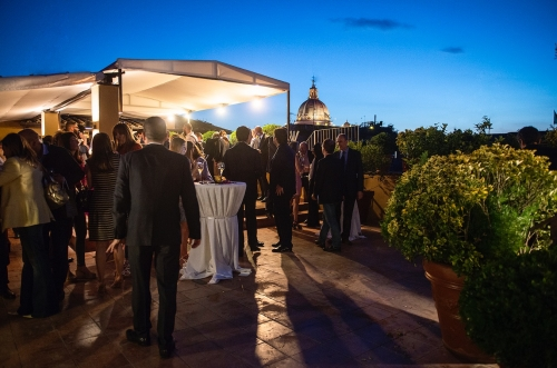 "LIFESTYLE - Starhotels protagonista a Roma con ""The Great Beauty"""
