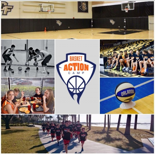 Camp di pallacanestro a Parigi e in Florida con Fullcourt