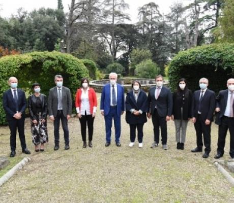 TOSCANA - Ecco tutte le deleghe agli assessori della Giunta regionale