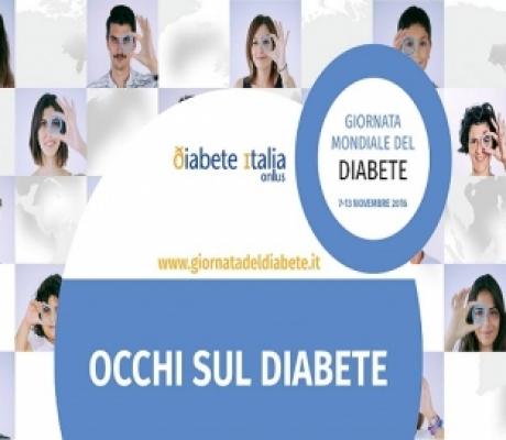 Diabete, a novembre prevenzione e sensibilizzazione per la Giornata Mondiale 2016