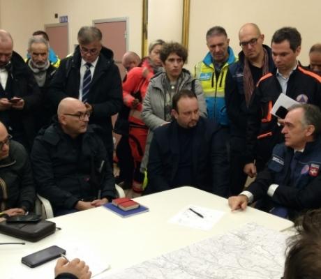 Terremoto in Mugello - Continuano le verifiche, ora si pensa a eventuali sfollati e anziani