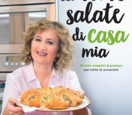 """""""Le torte salate di casa mia"""", il nuovo libro di Natalia Cattelani edito da Rai Libri"""