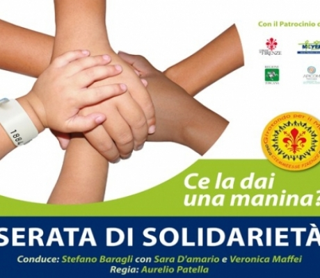 Solidarietà, al via lo spettacolo Girotondo per il Meyer