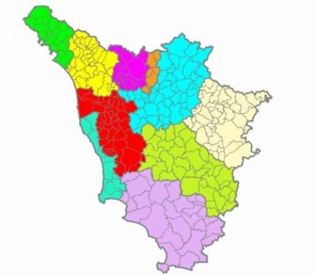 TOSCANA - Avvio delle nuove province, la voce dei Sindaci
