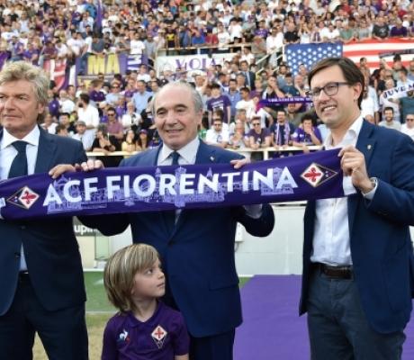 Rocco Commisso nuovo presidente della Fiorentina - GALLERIA IMMAGINI