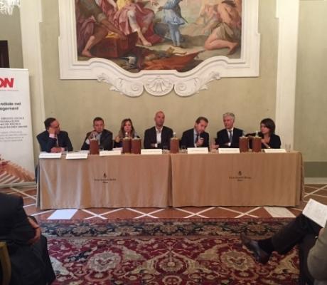 Gelli all'evento di Villa Donatello su Legge Sicurezza delle cure: un provvedimento cruciale atteso da anni