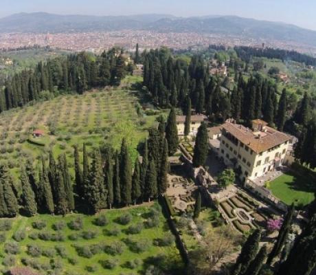 TOSCANA - Alla scoperta delle residenze d'epoca, Villa Agape e Certosa di Pontignano