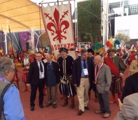 """EXPO MILANO 2015 – Salvadori: """"Toscana universale riconosciuta per il suo valore, continueremo ad affacciarci al mondo"""""""