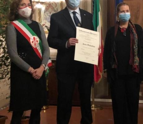 """""""Cavaliere dell'Ordine al Merito della Repubblica Italiana"""", onorificenza a Paolo Salvadeo DG di El.En."""