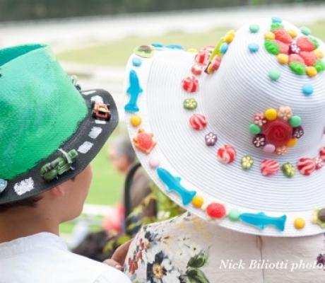 Cappelli eleganti ed estrosi per la solidarietà, evento speciale il 25 aprile a Firenze