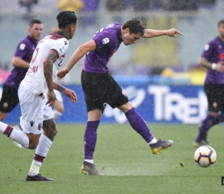 Un altro pareggio per la Fiorentina, 0-0 con il Bologna - IMMAGINI