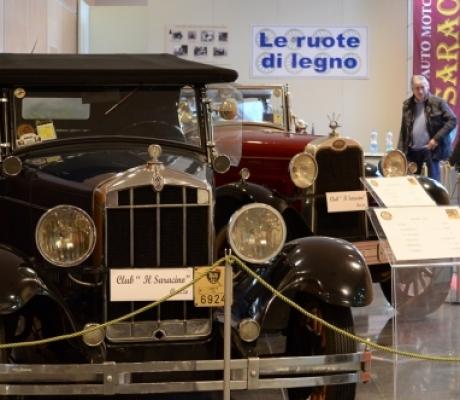 AL VIA LA XIX^ EDIZIONE DI AREZZO CLASSIC MOTORS