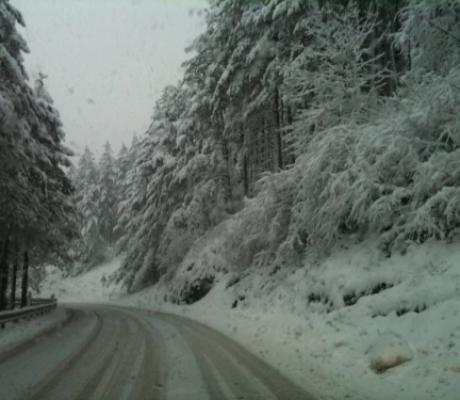 MALTEMPO in arrivo in Toscana, venti di tempesta e neve a 3-400 metri