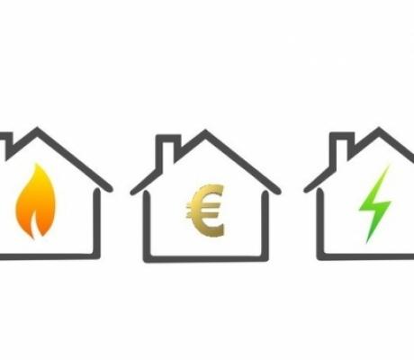 ENERGIA - In Italia luce e gas costano alle famiglie oltre 200€ all'anno in più che in Europa