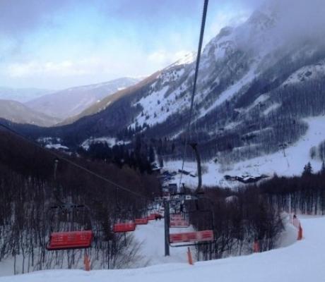 Neve, gli impianti da sci aperti in Toscana