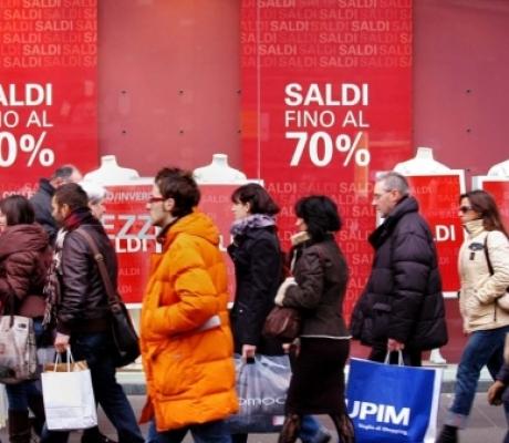 I Saldi invernali in Toscana sono anticipati al 3 gennaio