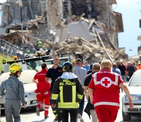 Psicologi pronti a dare supporto a popolazioni colpite dal terremoto