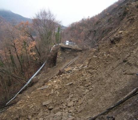 Toscana regione geologicamente fragile, prima in Italia per numero di sfollati