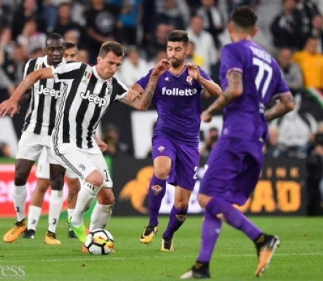 SPORT: Juventus-Fiorentina 1-0 GALLERIA IMMAGINI
