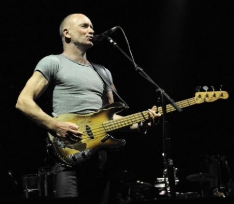 Sting chiude la 36esima edizione del Pistoia Blues Festival