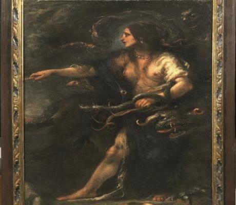 """ARTE - Associazione Friends of the Uffizi Gallery si aggiudica opera """"Armida"""" di Cecco Bravo"""