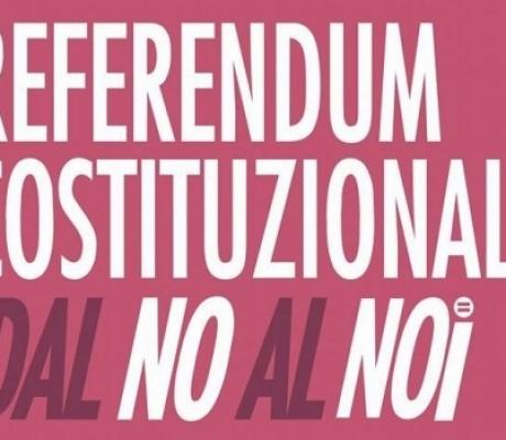 """Referendum Costituzionale, dibattito """"Dal No al Noi"""" a Firenze"""