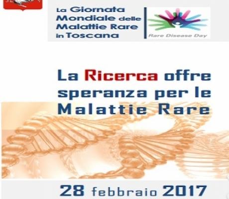 Giornata Mondiale Malattie Rare, a Siena il punto per la Toscana