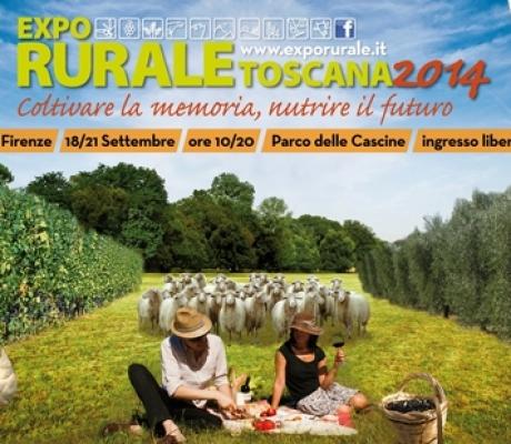 EXPO RURALE 2014 - L'agricoltura va in scena a Firenze