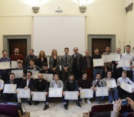 """Its Prime, consegna dei 34 diplomi ai ragazzi dei corsi """"Innova"""" ed """"Automa2"""""""