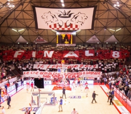 BASKET SERIE A: Pistoia-Venezia finisce 69 a 97