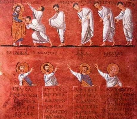 Il Codex Rossanensis, patrimonio dell'umanità: conferenza nel Chiostro della Basilica di San Lorenzo