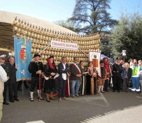 RUFINA - 15.000 visitatori al Bacco Artigiano, in arrivo novità per prossima edizione