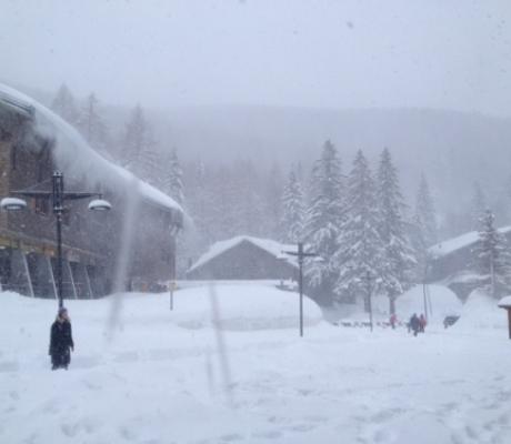 PREVISIONI METEO - Inizia fase perturbata sull'Italia con piogge forti e neve abbondante in montagna