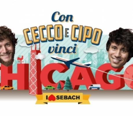 """Un """"intimo"""" selfie per vincere un viaggio a Chicago, l'iniziativa di Sebach"""