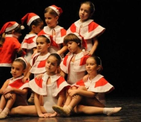"""In millecinquecento al Guglielmi per """"Danzando la vita"""""""