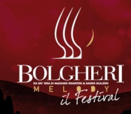 BOLGHERI MELODY - La sesta edizione con Battiato, Renga e Mannoia